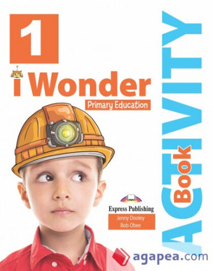 Iwonder/AB PRIMÀRIA 1 Express Publishing 9781471581151