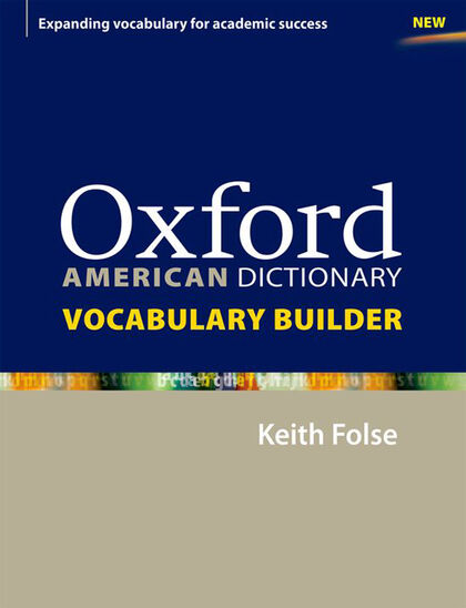 OUP American Dict. Vocabulary builder Oxford University Pr 9780194399951