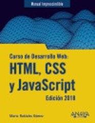 Curso de desarrollo Web: HTML, CSS y JavaScript