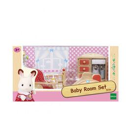 Ambientes Sylvanian Families Habitación bebés