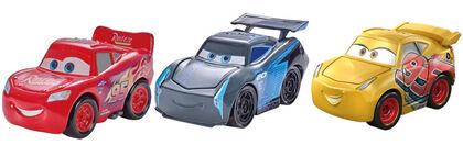 Vehículo Cars Packs 3 Cars mini racers
