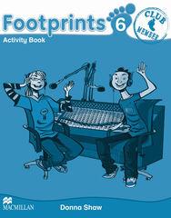 Footprints/Activity pack PRIMÀRIA 6 Macmillan-Text 9780230733763