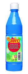 Tempera Jovi 500 ml Blau