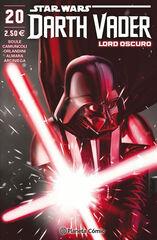 Star Wars Darth Vader Lord Oscuro 20