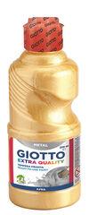Tempera Giotto 250 ml Oro Metalizado