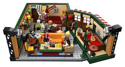 LEGO Ideas Friends Central Perk (21319)