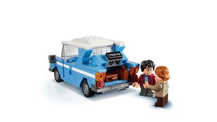 LEGO Harry Potter Sauce boxeador de Hogwarts (75953)