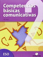 COMPETENCIAS BÁSICAS COMUNICATIVA 2º ESO Teide Text 9788430787968