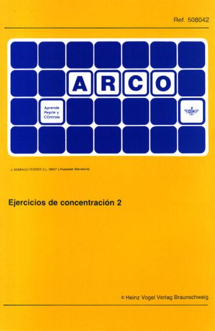 Arco ejercicios concentración 2/508042