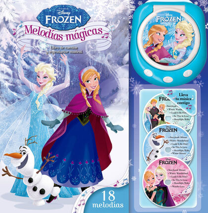 Frozen. Melodías mágicas