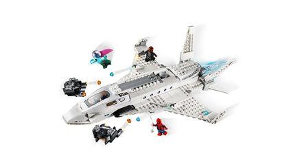 LEGO Superhéroes Jet Stark (76130)