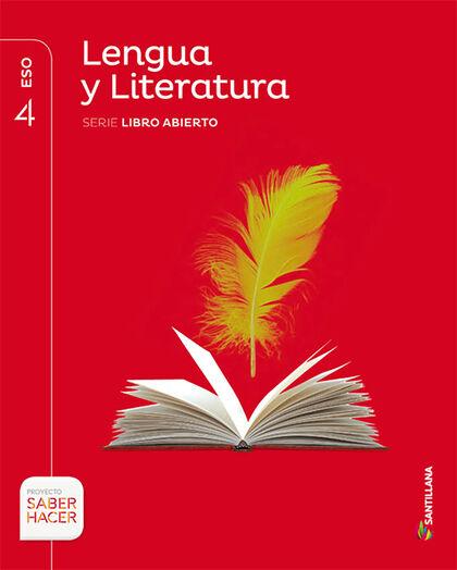 Castellano/Abierto/16 ESO 4 Santillana Text 9788468030432