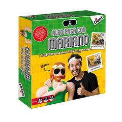 Juego Diset Algo pasa con Mariano