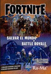 Fortnite salvar el mundo + Battle Royale