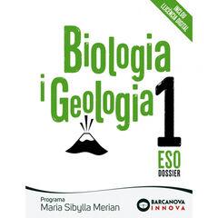 Biologia-geologia/Maria Sybilla ESO 1 Barcanova Text 9788448950910