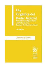 Ley Orgánica del Poder Judicial. Con tod