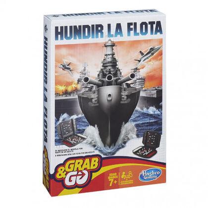 Hundir la flota Hasbro
