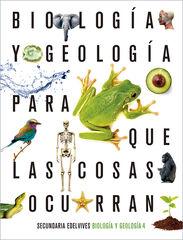 Biología y Geología/20 ESO 4 Edelvives 9788414027134