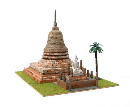 Maqueta Domus Kids Pagoda Budista