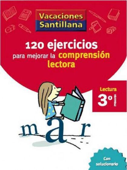 VACACIONES COMPRENSIÓN LECTORA 3º PRIMARIA Santillana Vacances 9788429409000