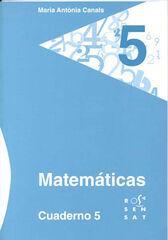 5DRS Cuaderno 05 Rosa Sensat 9788492748525