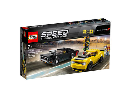 LEGO Speed ​​Champions Dodge Challenger y Dodge Charger (75893)