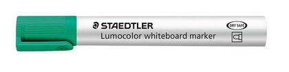 Rotulador Pizarra Lumocolor 351 Verde 10 unidades