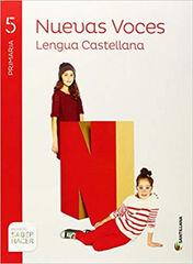 Castellano/Nuevas Voces/14 PRIMÀRIA 5 Santillana Text 9788468023878