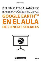 Google Earth TM en el aula de ciencias s