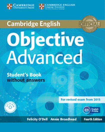 CUP Objective CAE 4E/SB+CDRom Cambridge 9781107674387
