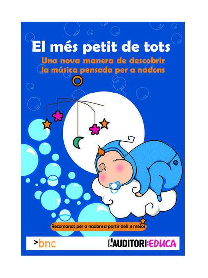 DVD El Auditorio El más pequeño 0-3 años