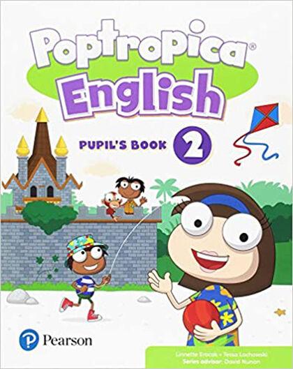 PEAR E2 Poptropica English/PB pack Pearson 9788420568065