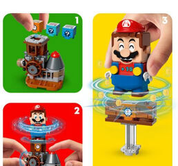 LEGO Super Mario Set de Creación: Tu propia aventura (71380)