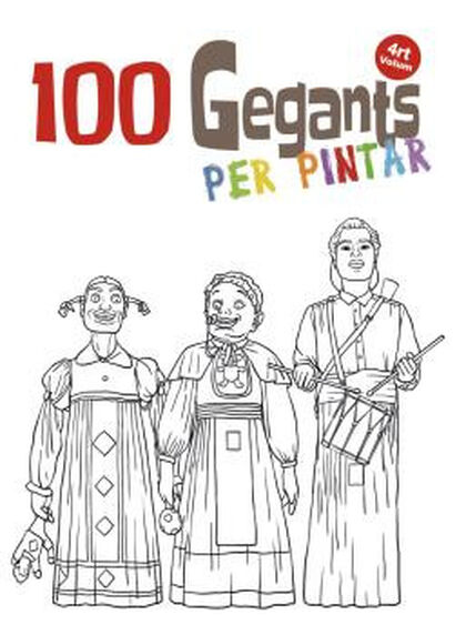 100 Gegants per pintar. Volum 4