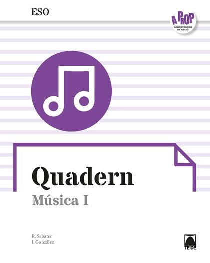 Música-quadern I/19 ESO Teide Text 9788430778089