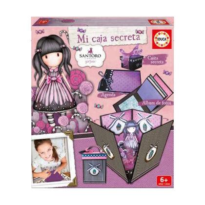 Manualidades Educa Mi caja secreta