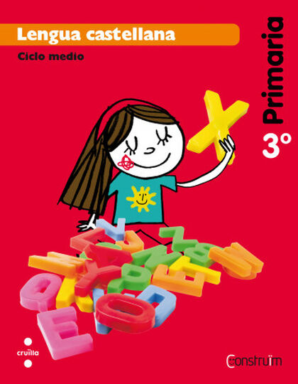 SMC E3 Castellano/Construïm/15 Cruïlla 9788466134590