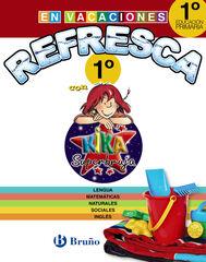 BRU E1 Refresca/Kika Superbruja Bruño Quaderns 9788469609088