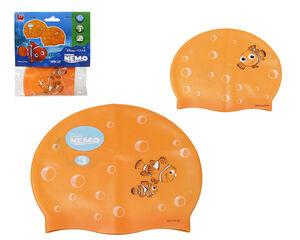 Casquet de natació Nemo Taronja