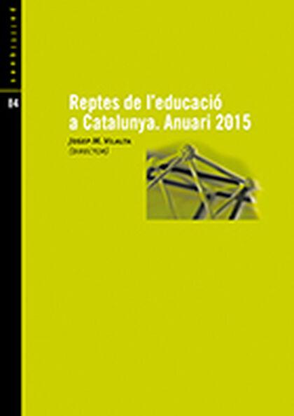 Reptes de l'educació a Catalunya. Anuari