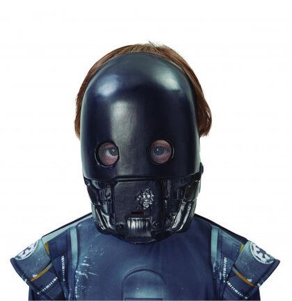 Máscara Rubie'S Star w. Droide k-2s0