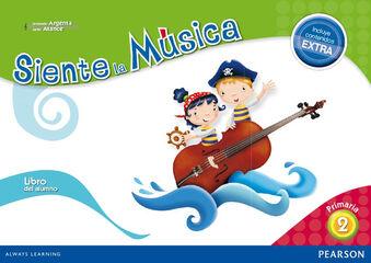 Siente la música/15 PRIMÀRIA 2 Pearson 9788420564111
