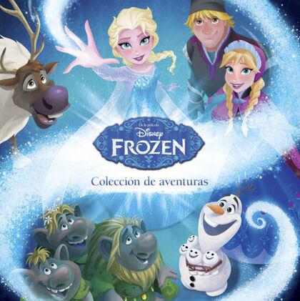 Frozen. Colección de aventuras