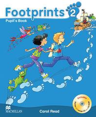 Footprints/Pupil's pack PRIMÀRIA 2 Macmillan-Text 9780230012097