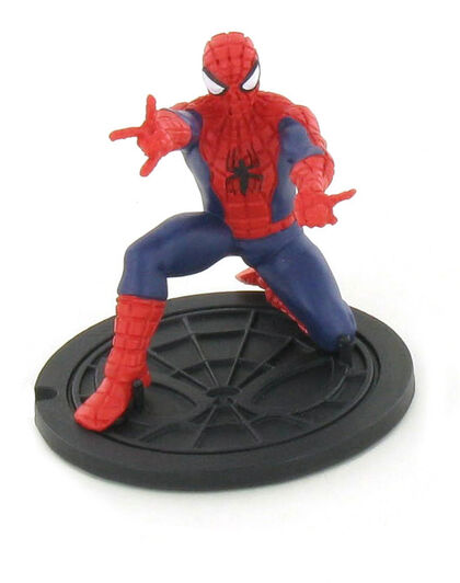 Figuras Marvel Spiderman tumbado