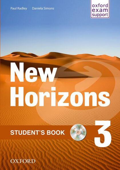 OUP New Horizons 3/SB pack Oxford LG 9780194134583