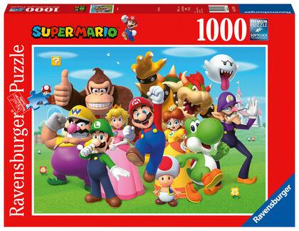 Puzzle SuperMario 1000 Piezas