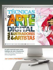 Ténicas de arte digital: para ilustrador