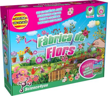 Huerto infantil Fàbrica de Flors Science4you