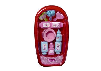 Accesorios para muñecos Abacus Bañera